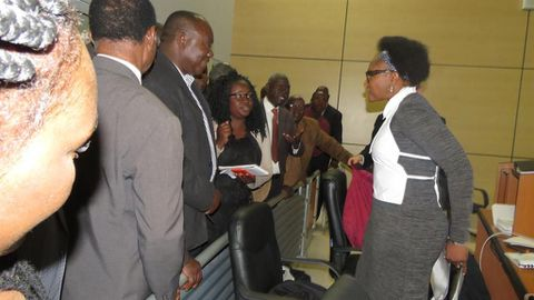 Court to rule on King Elifas testimony