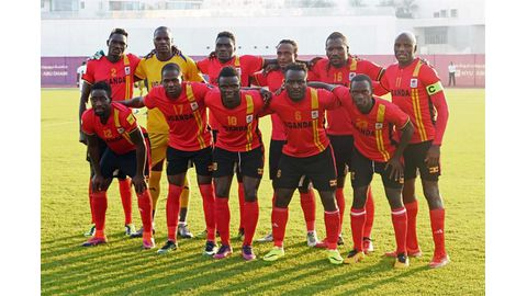 Uganda looks to end 35-year Cup drought