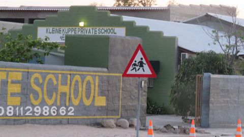 Thieves target neighbouring schools