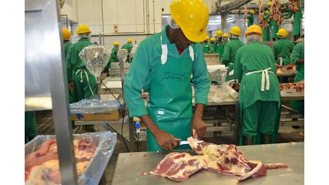 Local beef too expensive for Angola