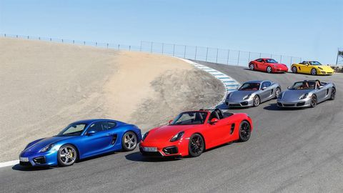 New Boxster, Cayman GTS launched in SA