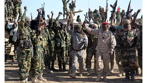 Boko Haram soldiers hiding as refugees