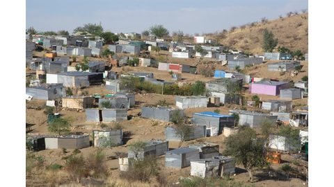 The challenge of our burgeoning slums