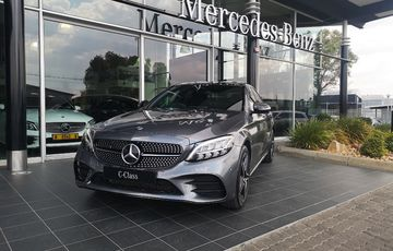 Brand New Mercedes-Benz C200