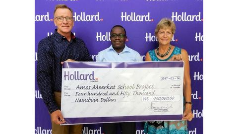 Hollard Namibia, imagining a better future