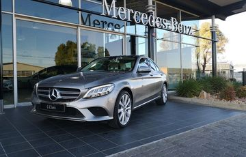 Brand New Mercedes-Benz C180 Avantgarde