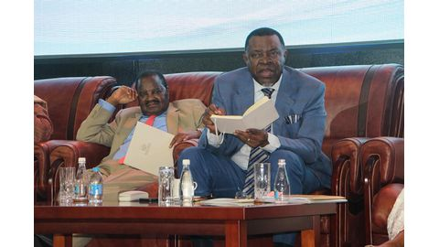 Geingob defends Noa