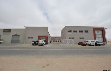 Light Industrial, Swakopmund:  2 Adjacent Warehouses are for Sale