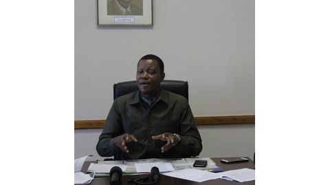 Moody's rating blamed on Geingob