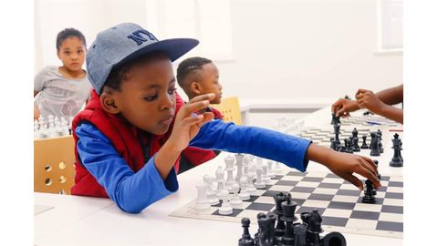 Junior chess titans to clash