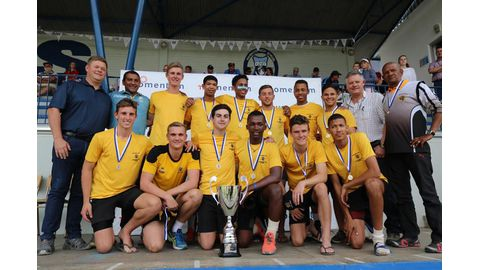 Boland take cricket cup