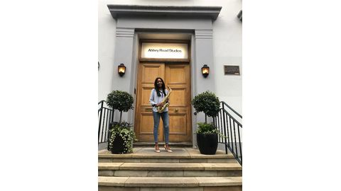 Suzy Eises shares her London experience