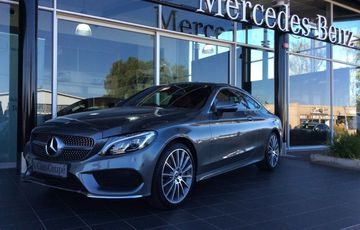 Brand New Mercedes-Benz C300 Coupe