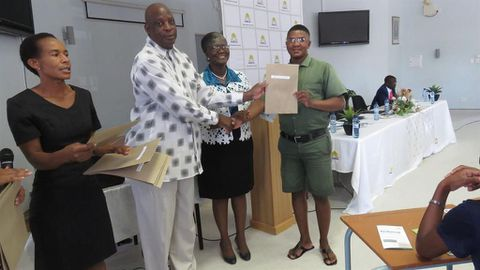 Prisoner receives Namcol scholarship