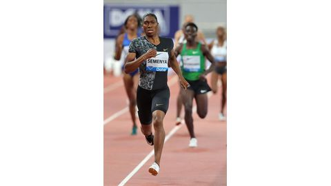 Semenya eyes Rasa domination