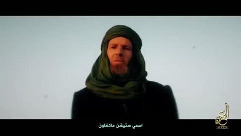 Video of Mali hostages released