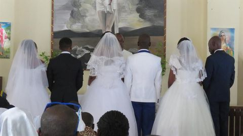 Apartheid marriage law to bite the dust