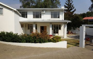 Two House Complex in Franke St Klein Windhoek (sectional title in cc) on 1143m2 erf
