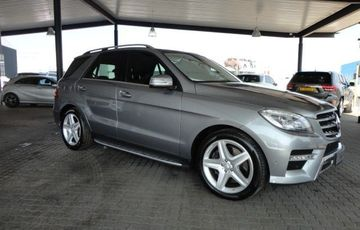 ML 500 BE 4Matic