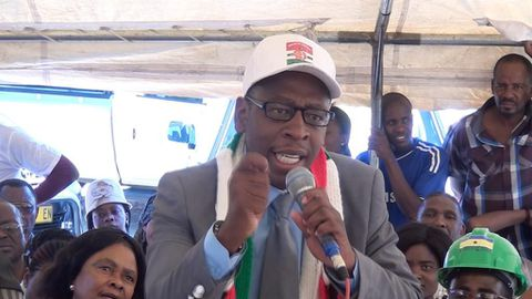 Zimbabweans not Namibia's only salvation – Nudo