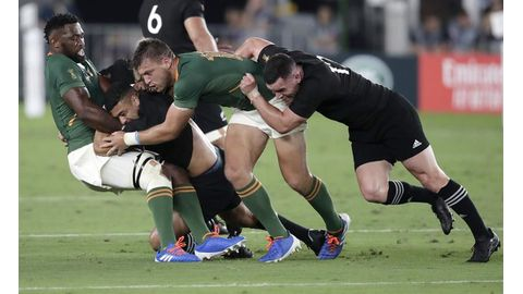 Boks eye final despite All Blacks defeat