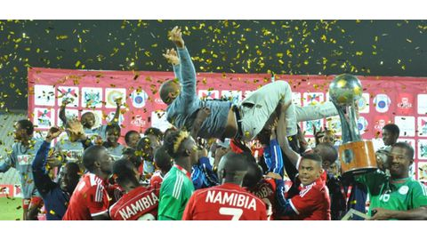 Cosafa Cup in doubt - reports