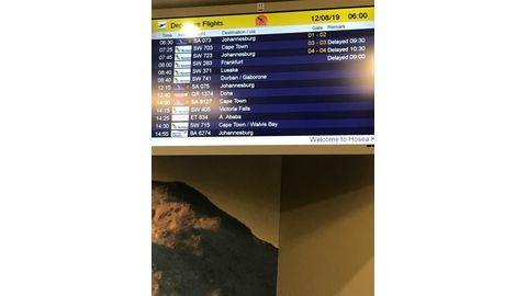 Air Nam flight delays due to grounded pilots