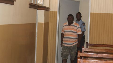 No bail for man accused of student's murder