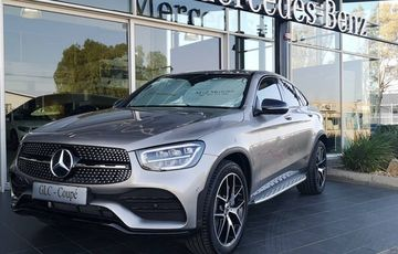Brand New Mercedes-Benz GLC220d Coupe