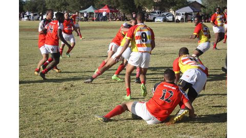 Unam victorious against Rehoboth