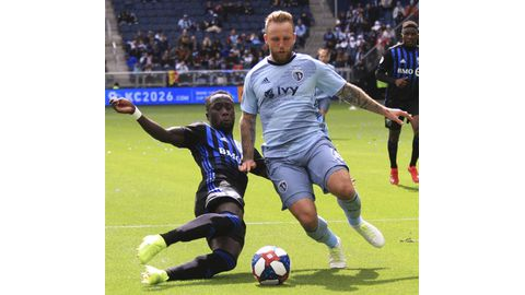 Sporting Kansas City embarrasses Montreal