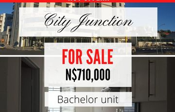 City Junction Bachelor Unit