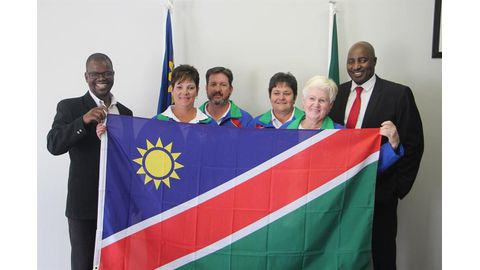 Namibian bowlers to defend cup