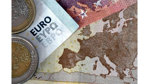 At 20, euro is currency giant on fragile footing