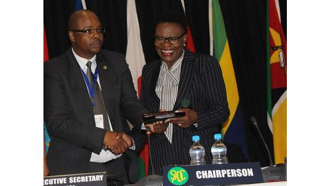 Namibia takes over SADC committee chair