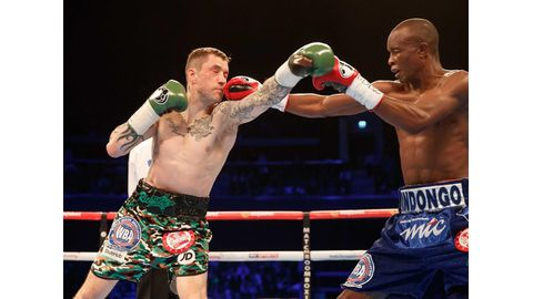 Fans in two minds about Indongo's next fight