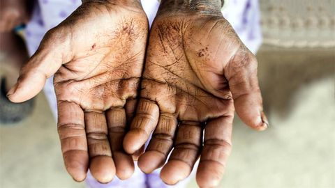 After 400 years, slavery remains scourge