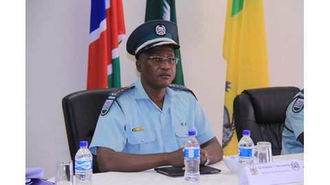 Namibia to share prison lessons