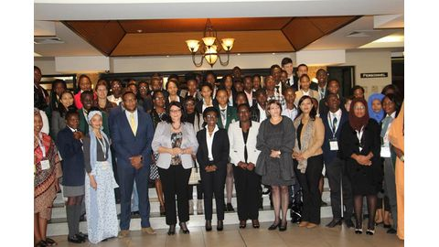 Young leaders get skills training