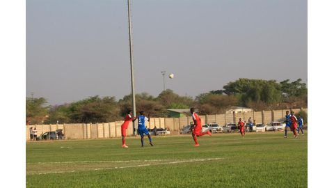 African underdogs in cup final