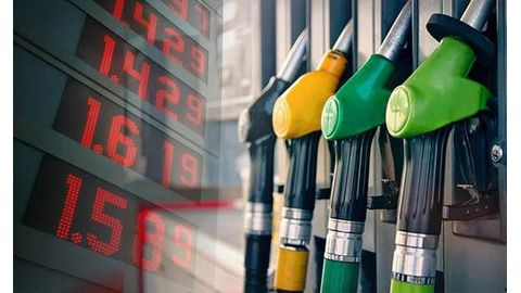 Petrol up by 70c