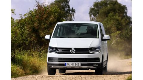 Volkswagen extends Caravelle line-up with PanAmericana