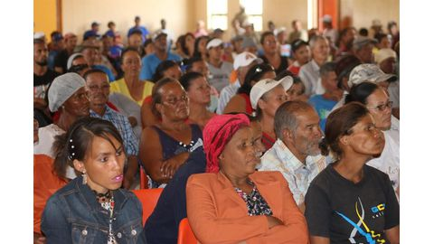 PDM/UPM Coalition meeting held in Rehoboth
