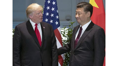 China unfazed by Trump outbursts