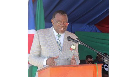 Jobless nurses turn to Geingob