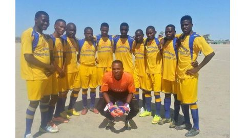 Outjo to host inaugural Aibs Charity Cup