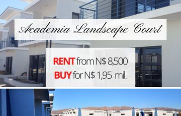Academia Landscape Court - New Development (2 bed / 4 bed)