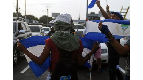 One death reported in latest Nicaraguan violence
