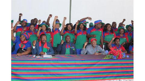 Swapo liberation victory falsified – Diescho