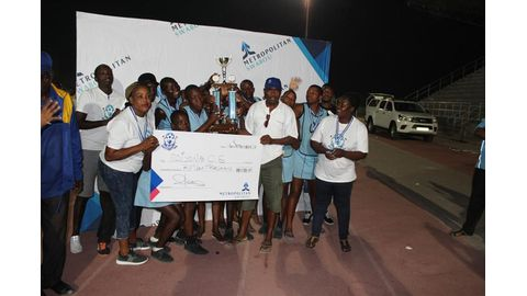 Summer Cup crowns its champions